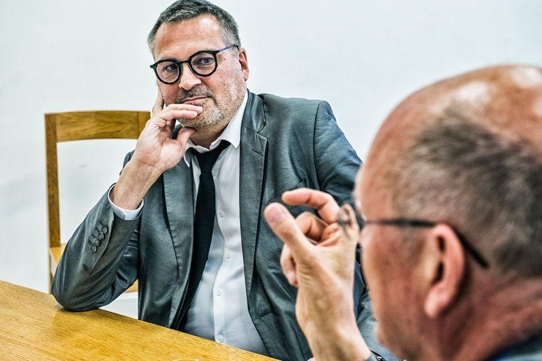 Leo Van Broeck: 'Dat Anuna-bashen is dom, ook in electoraal opzicht.' Beeld Tim Dirven