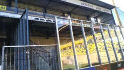 STVV sluit bezoekers uit Genk komende zaterdag op in kooi