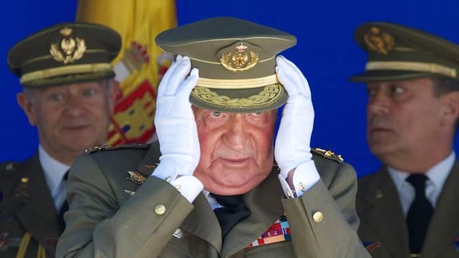 Spaanse ex-koning Juan Carlos betaalt meer dan 4 miljoen euro belastingschuld