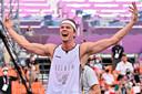 Thibaut Vervoort a inscrit le panier qui envoie la Belgique en demi-finale du tournoi olympique.