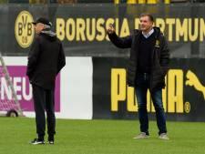 Leiding Dortmund wil 'kerels' zien in München