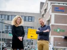Oldenzaals databedrijf vestigt zich als eerste in oud ziekenhuis, het nieuwe bruisende hart van Enschede: 'Hier groeien we snel!'