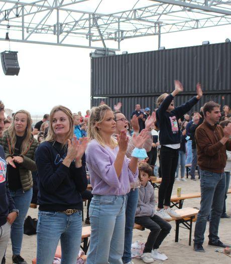 Ook Bart Peeters en De Kreuners komen niet naar Zeebrugge