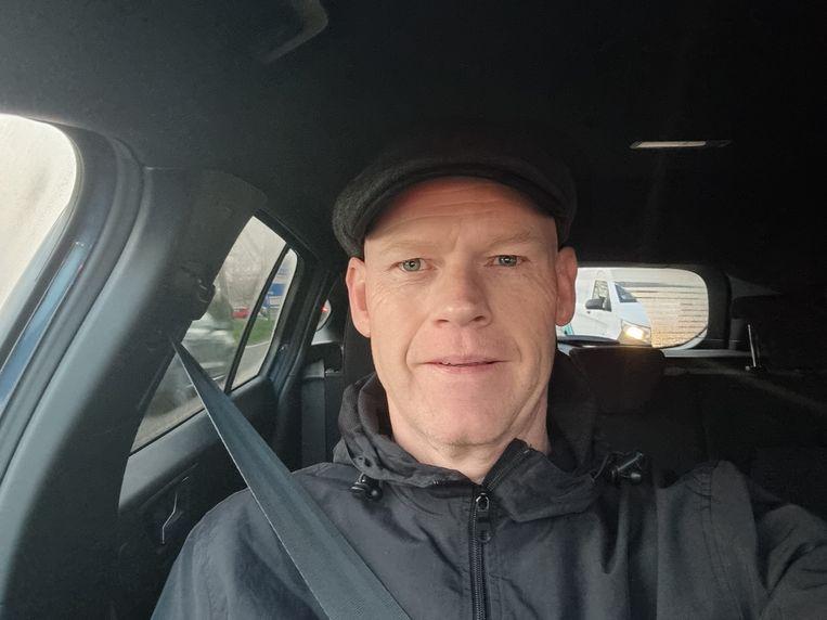 Jacco van Leeuwen, voorzitter van supportersvereniging Haagse Bluf van ADO Den Haag. Beeld Privéfoto