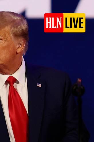 """Eerste toespraak Trump sinds vertrek uit Witte Huis: """"Op een maand tijd van America First naar America Last"""""""