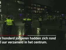 Jongeren negeren avondklok: veertien arrestaties in Stein