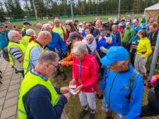 Ruim 2000 wandelaars lopen Vierdaagse Apeldoorn uit