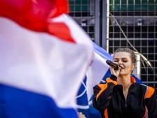 Davina Michelle: Grand Prix Zandvoort was gewoon een festival
