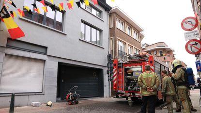 Drie bewoners door rook bevangen bij appartementsbrand