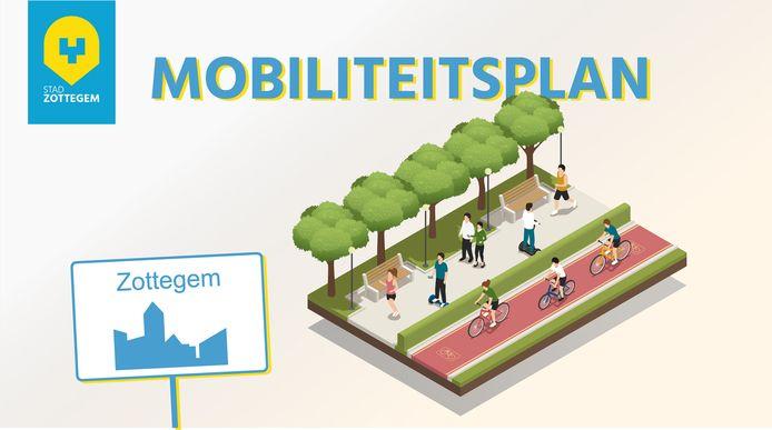 Mobiliteitsplan Zottegem: er is een tweede workshop op 27 september.