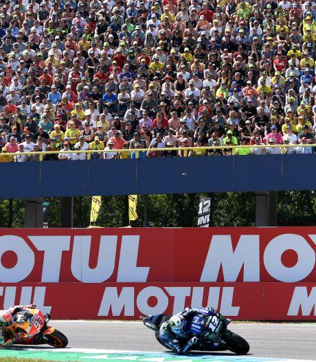 TT Assen voorlopig ook in 2022 op kalender MotoGP