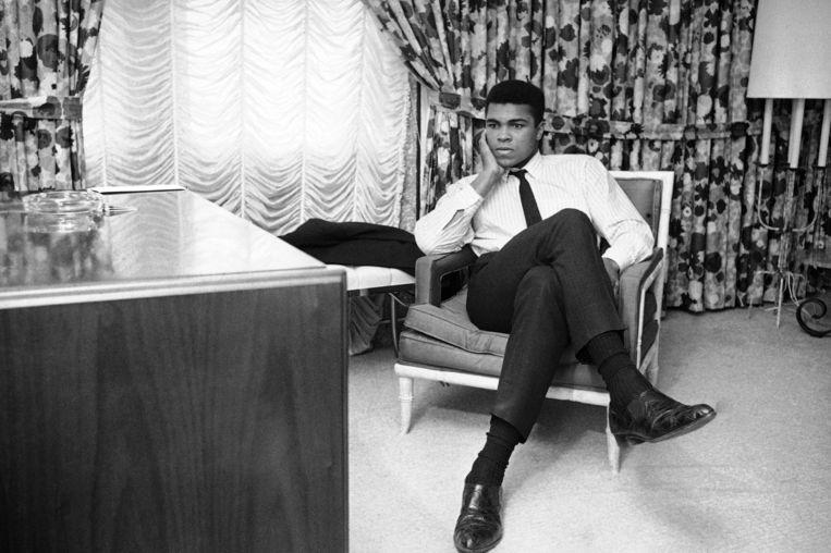 Muhammad Ali Beeld Ed Kolenovsky  (Sourced via AP Images)