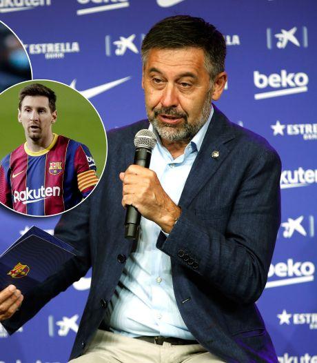 Bartomeu spreekt zich uit: over Koeman, het vertrek van Messi, grote schulden en de peperdure Griezmann