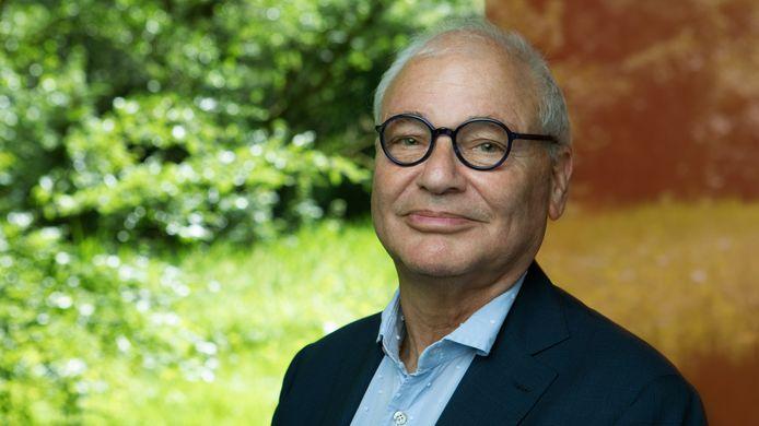 Jaap Goudsmit (69), hoogleraar epidemiologie en infectieziekten aan Harvard.