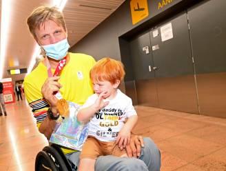 """INTERVIEW. Rolstoelatleet Peter Genyn (44) over zijn medailles, zijn zoontje Vico en de volgende Spelen: """"Half z'n gat, daar doe ik niet aan mee!"""""""