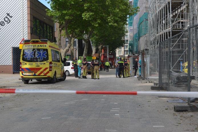 De kraanmachinist overleed in 2019 bij een incident op het bouwterrein aan 1e Lulofsdwarsstraat in Den Haag.