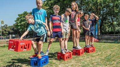 IN BEELD. Meulebeekse jeugd is de sterkste in lokale Olympische Spelen