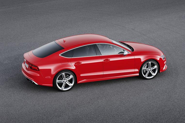 Audi A7 Beeld Audi