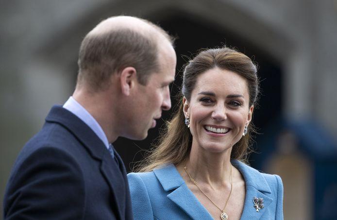 Kate Middleton heeft het vertrouwen van haar oom.