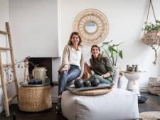 Vriendinnen openen pop-upwinkel Buiten Geluk in Ootmarsum: 'Zitten al dagen te glunderen'