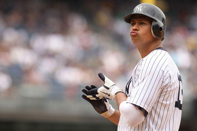 Alex Rodriguez: 36 miljoen dollar. Beeld afp