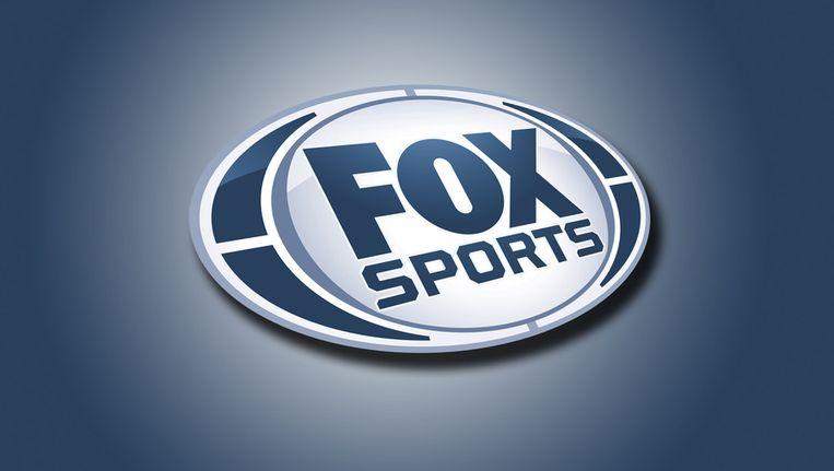 Het logo van FOX Sports, de sporttak van FOX. Beeld anp