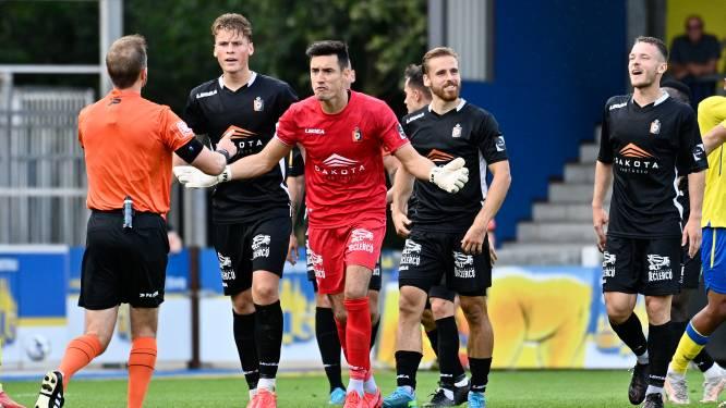 """Spelers SK Deinze krijgen na 2-2 winstpremie van hun voorzitter: """"Ref kost ons twee punten en de leiding"""""""
