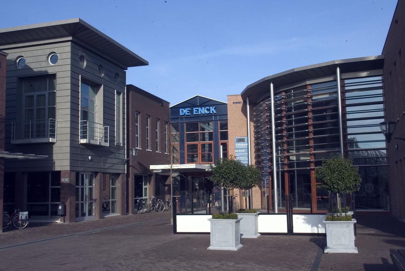 Sociaalcultureel centrum De Enck in Oirschot.