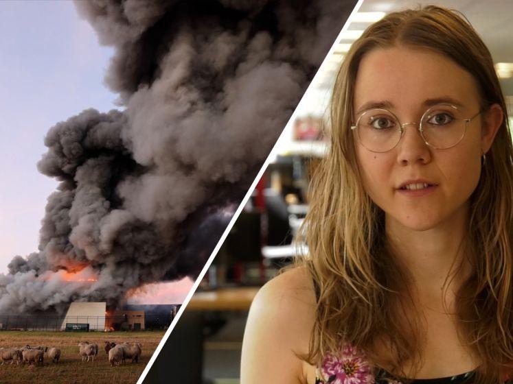 de Stentor Nieuws Update | Grote brand in Zwolle en duizenden steunbetuigingen voor Christian Eriksen