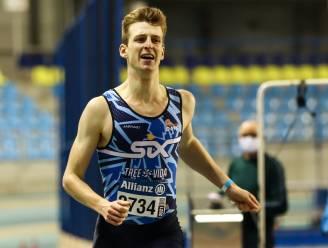 """Alexander Doom loopt op IFAM eerste 400m van het seizoen : """"Kijken hoever ik nu al sta"""""""