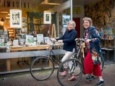 Wageningse kunstenaars combineren expositie over stilte met fietstocht: 'Zo kunnen we toeristen ook iets extra's bieden'