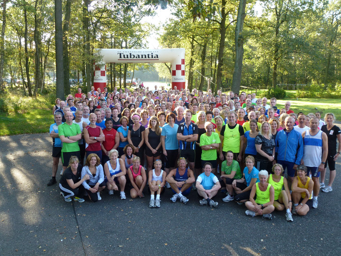 Hardlopen in het Hulsbeek