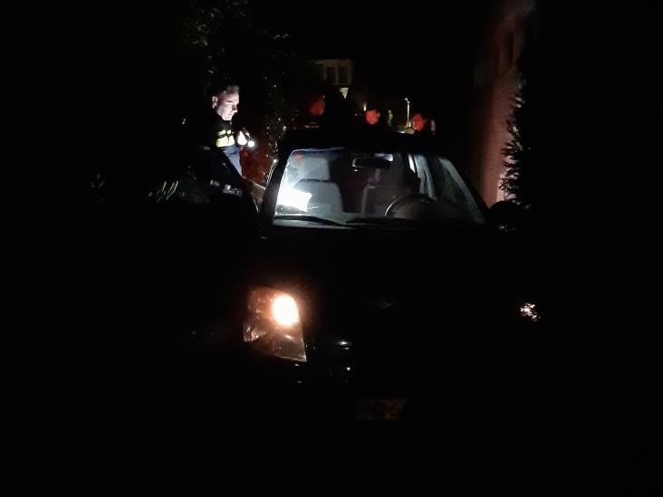 'Wild-west achtervolging' in Eindhoven: man rijdt auto klem in steegje en verstopt zich in bosjes