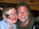 Stephen Hawking en Leonard Mlodinow.