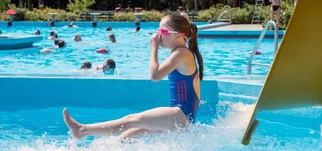 Zwembaden Veluwe profiteren volop van warme en droge zomer