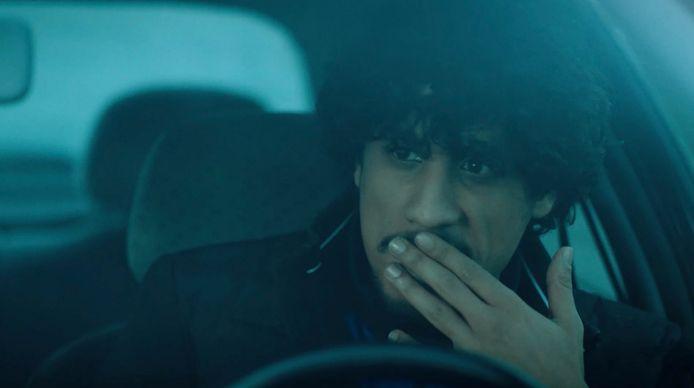 Saïd Boumazoughe in 'Mocro Maffia'
