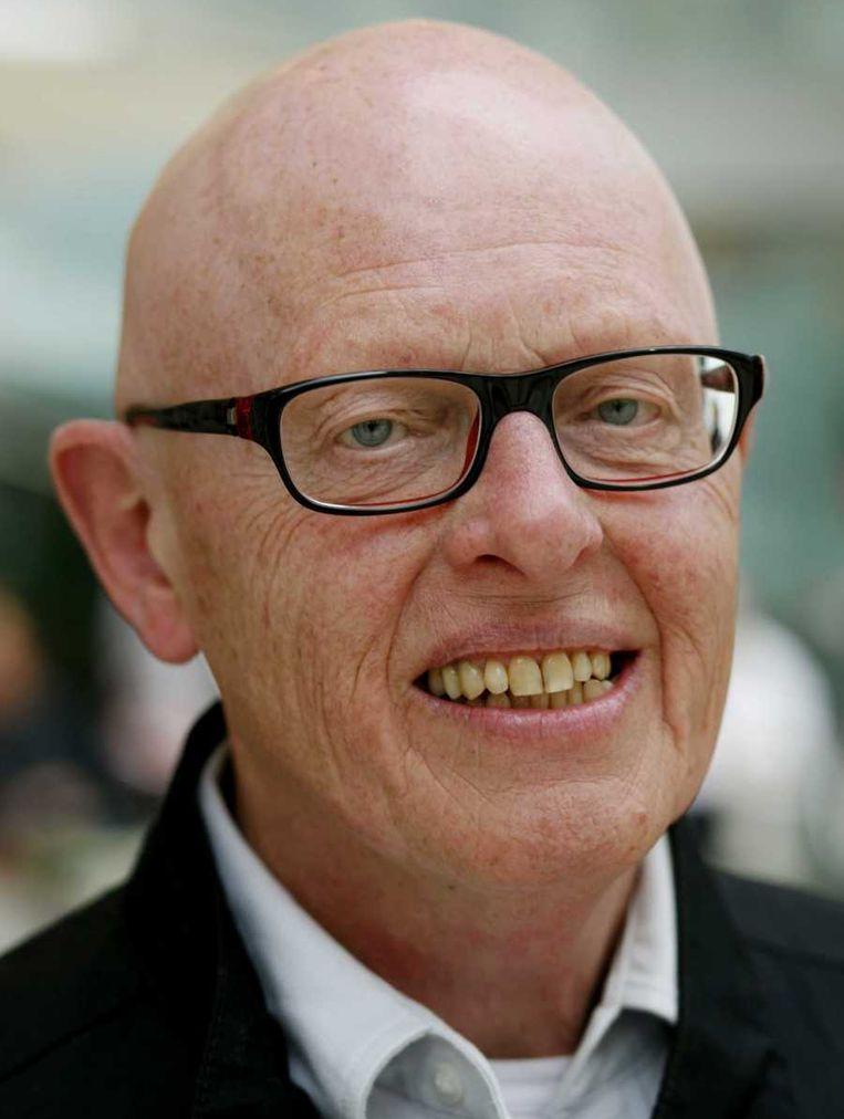 Archieffoto van Stokkermans uit 2006 Beeld anp