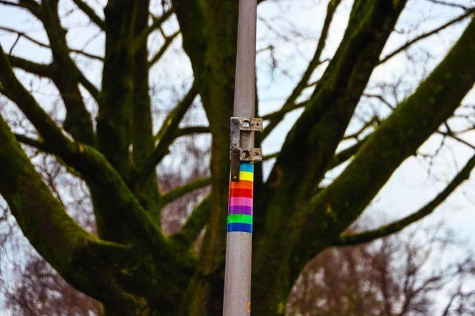 In de Enschedese wijk Twekkelerveld zijn dit weekend meerdere straatnaamborden gestolen.