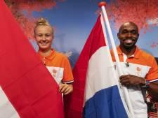 De benjamin en de nestor als Nederlandse vlaggendragers: 'Een super grote eer'