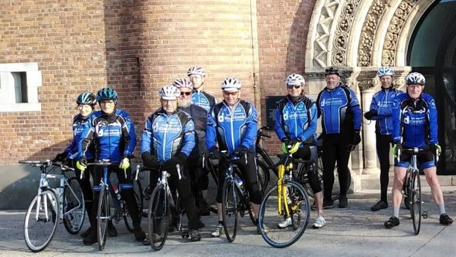 WTC De Ledecrossers uit Oudenbos trekken seizoen op gang