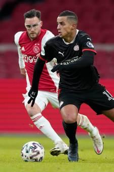 PSV kan niks laten liggen tegen Ajax, Ihattaren trekt opnieuw de aandacht naar zich toe