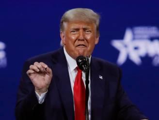 Trump wil dat Republikeinen zijn naam en beeltenis niet meer gebruiken voor fondsenwerving