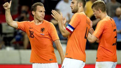"""Ruud Vormer oogst lof van De Boer na debuut bij Oranje: """"Die bereidheid, de wil om erbij te zijn. Dat vind ik mooi"""""""