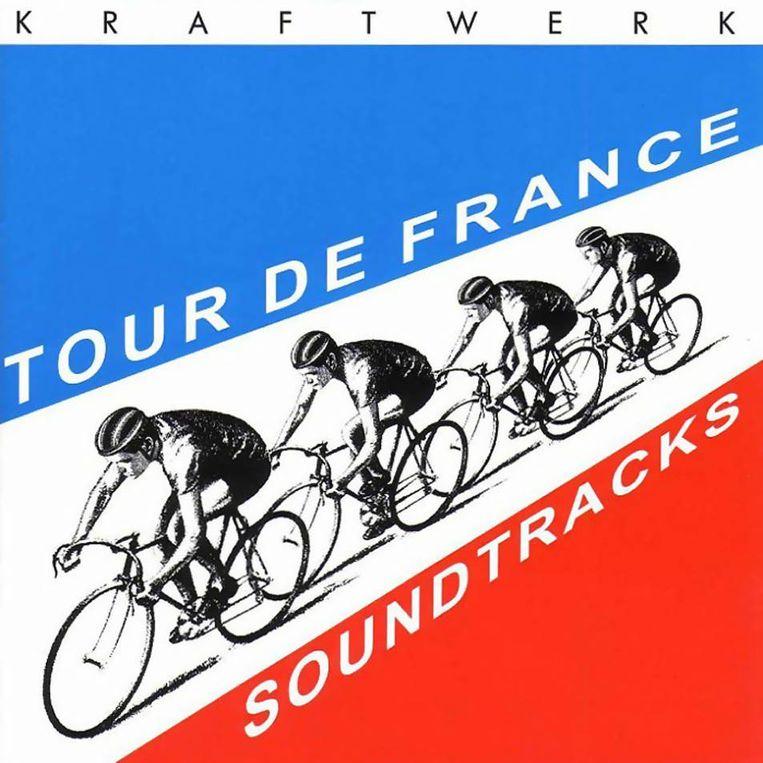 De hoes van het album 'Tour de France Soundstracks' uit 2003 Beeld RV