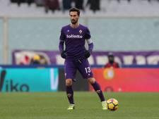 Aanvoerder Fiorentina (31) in slaap overleden, alle duels Serie A uitgesteld