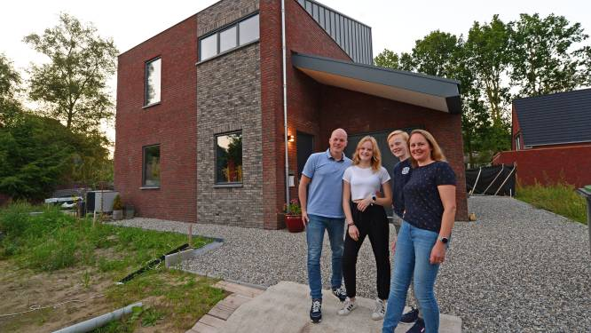 Wonen in energieneutraal huis op Seahorseterrein in Hengelo: voor Vera en Ralf is droom uitgekomen