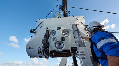 Astronaut Kathy Sullivan bereikt na de ruimte nu ook als eerste vrouw het diepste punt van de oceaan