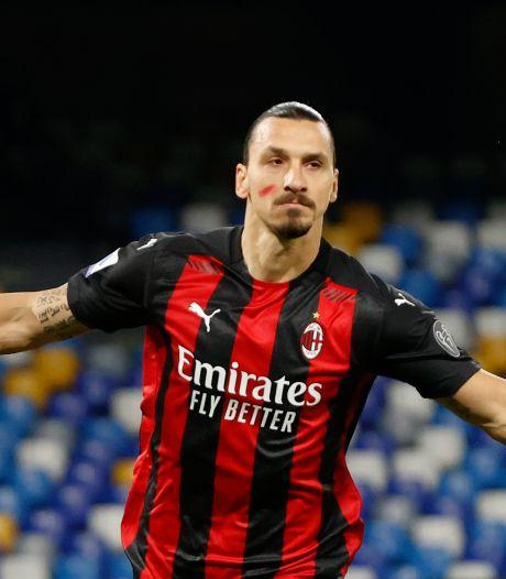Contrôle de folie, dix buts en six matchs: à 39 ans, Zlatan impressionne encore