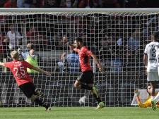 Ligue 1: Rennes, sans Doku, se paie le scalp du PSG