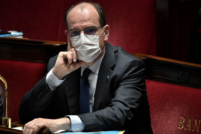 Le Premier ministre français Jean Castex